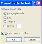 convert to text