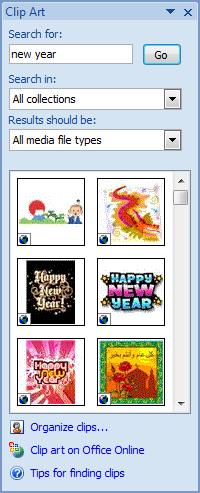Ms New Year Cara Membuat Kartu Ucapan dengan MS Word dengan mudah